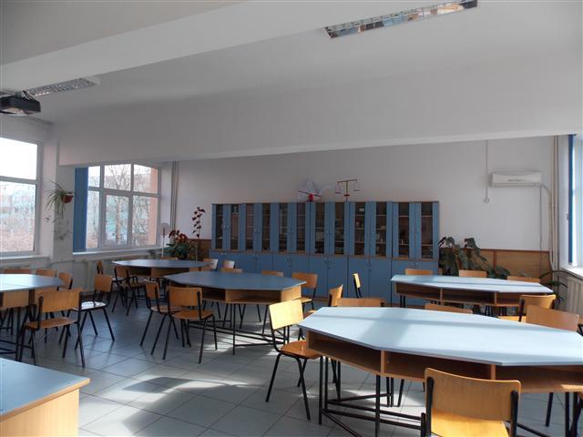 Laborator Fizică-Chimie